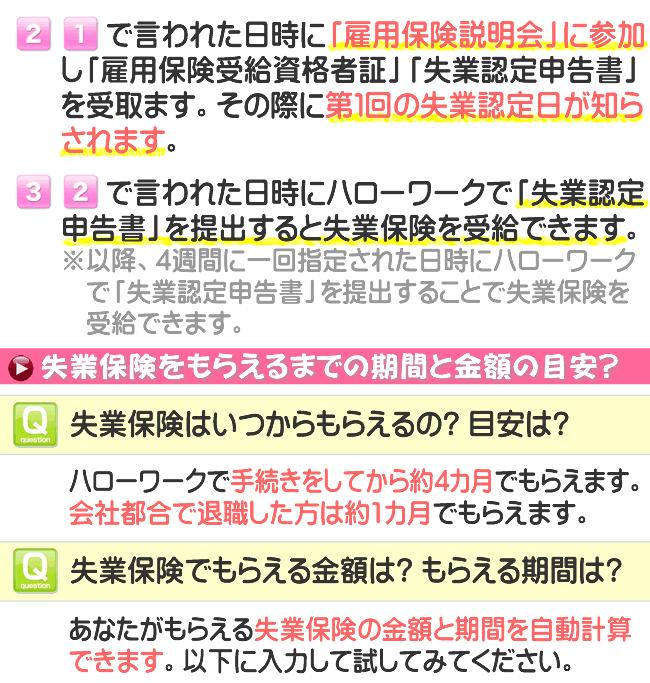 篠山市での手続きから認定までの流れをまとめています。